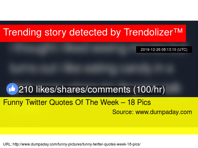 Funny Twitter Quotes Of The Week 8211 18 Pics