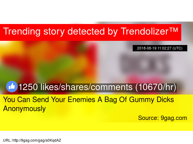 8f7757853eed You Can Send Your Enemies A Bag Of Gummy Dicks Anonymously